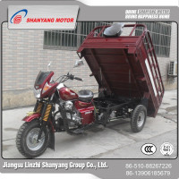 Top sale New Mode Tricycle 200cc Cargo motorcycle tricycle 250cc used vespa 3 wheel scooters factory