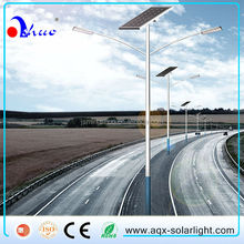 whole sale integrated solar power energy street light pole (CE Certificate)