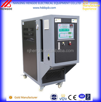 36kw oil mould temperature controller for reaction kettle