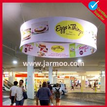 Blimp Tube Collapsable Triplet Ceiling Hanging Banner