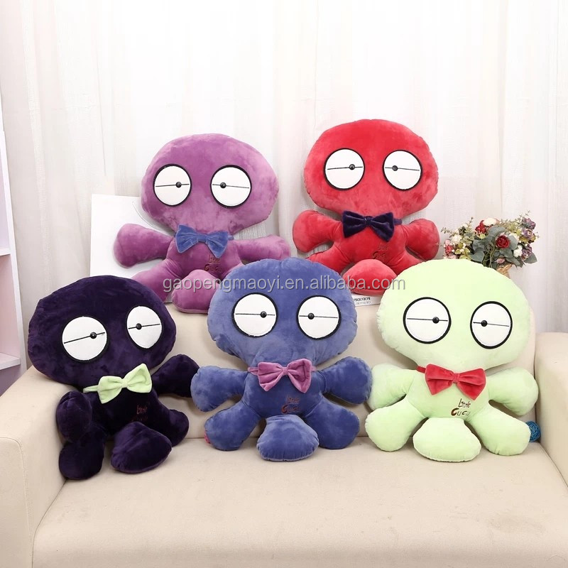 new design promotional octopus plush stuffed animal toy