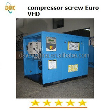screw air compressor manufacturer, variable speed driven