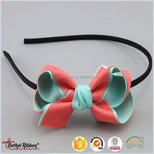 Low price promotional headband with tails