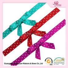 factory wholesale custom colorful grosgrain ribbon bows