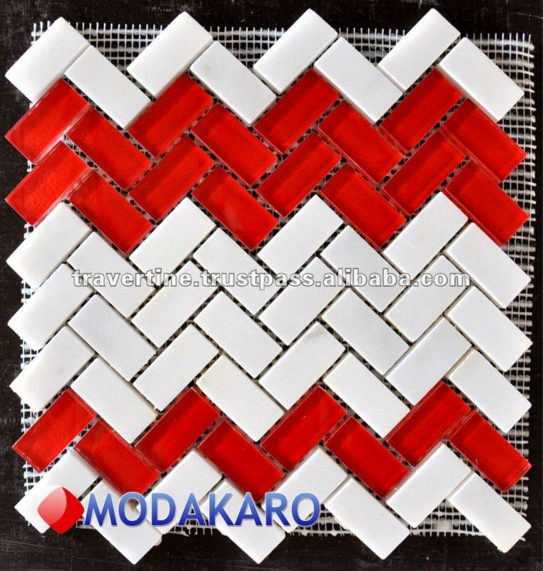Modakaro Stone and Glass Mosaics