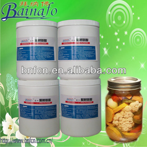 Factory supply FDA natural biological preservatives in canned food/tinned fruit/can/tin