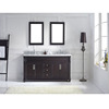 Home used wood bathroom vanity depot
