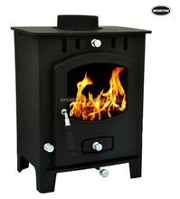 Cheap Steel Plate wood/ Multi-fuel stove with CE 2001