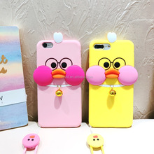 2017 Newest Trending Hot Sale For iPhone X 3D Silicone Soft Animal Sex Girl Mobile Phone Case