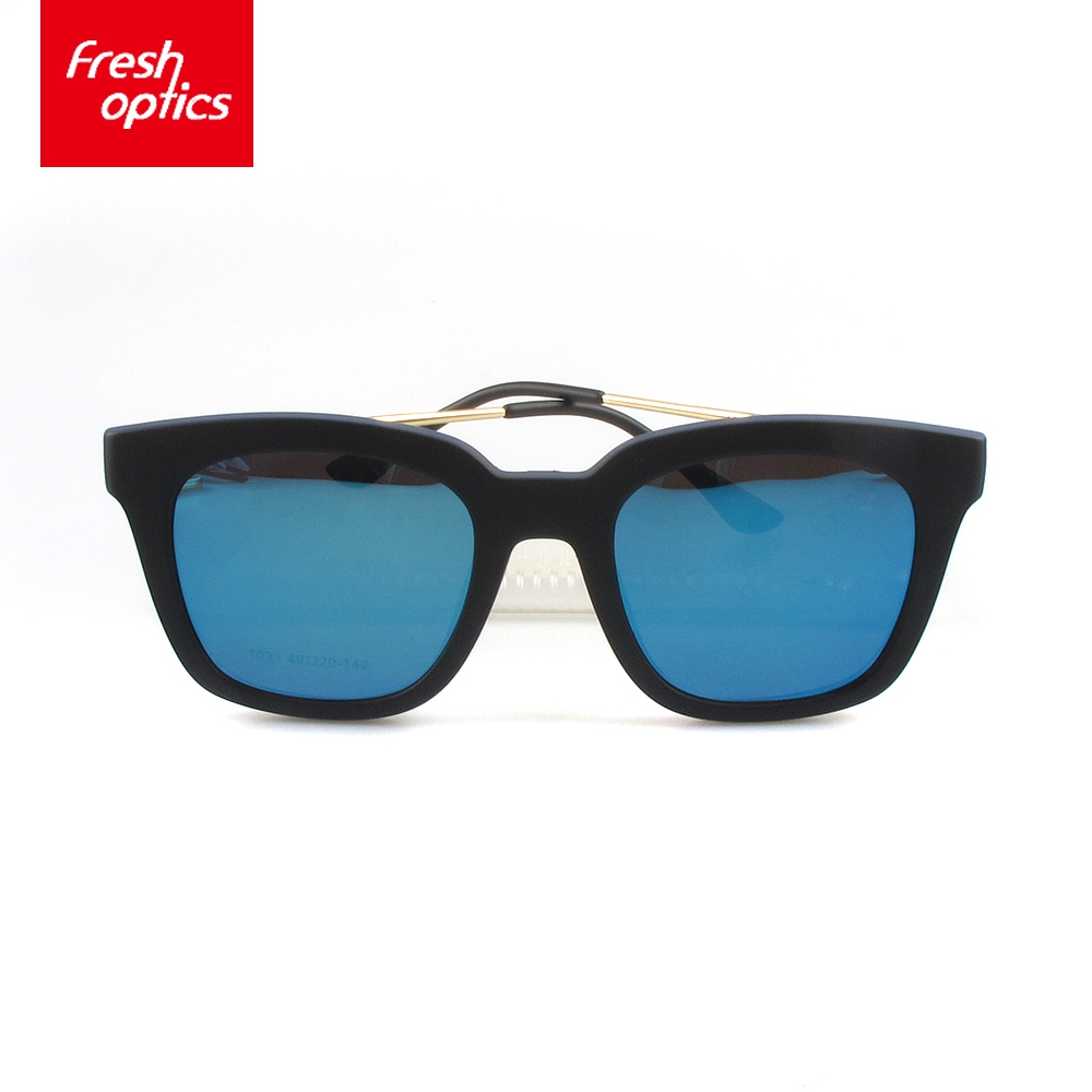 2016 Brand name fashion color changing sunglasses men free sample sunglasses