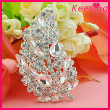 wholesale fashion jewerly lots stone rhinestone brooch for wedding invitations WBR-1452