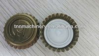 J-100% new material PE PP bottle caps for bows for sale