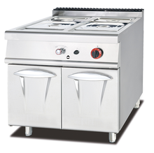 hot soup Gas Bain Marie for restaurant
