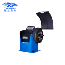 2017 China CE Cheap Tongda CB 580 wheel balancing machine and used tire wheel balancer for sale