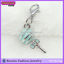 Hot Sale Top Quality Gold and Silver Plated Jewelry Nfl Pendant Charm #17103