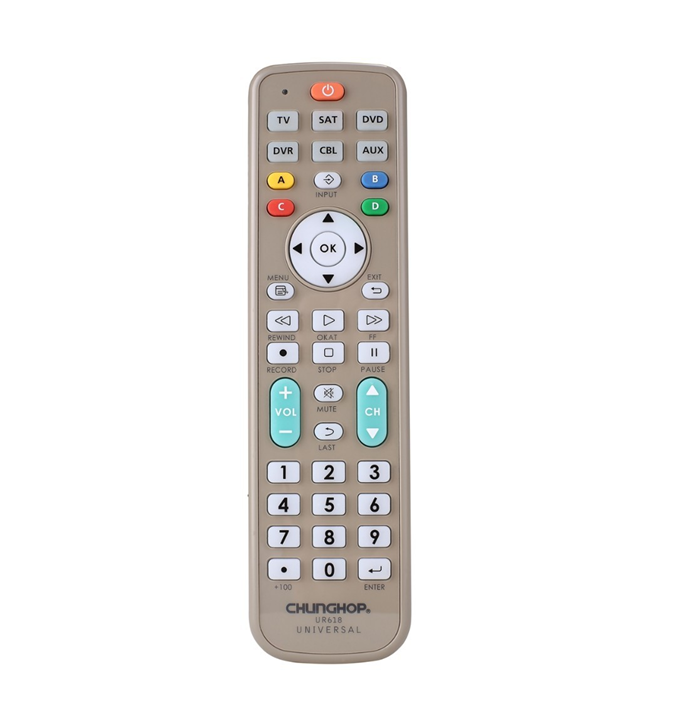 nice appearance universal remote control for sony tv remote