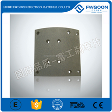 Made in China High Quality Truck Parts Brake Lining for SHACMAN Dron A