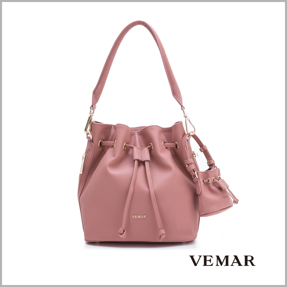 New classic euramerican style bucket Crossbody messenger Bags High quality PVC leather women shoulder bag women handbag