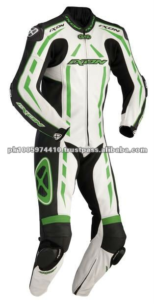 Stylish motorcycle racing suits