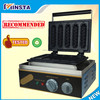 corn hot dog machine free shipping Street snacks french corn hot sausage waffle machine