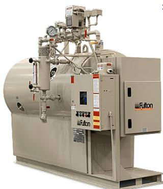 Big Output Power Plant Oil/Gas Steam Boiler