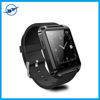 durable quality 2 years guarantee Christmas hot gifts bluetooth U8 popular smart watch for teens students