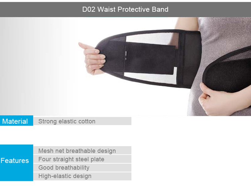 professional protect belt for back with long work life