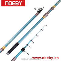 carbon rods surf casting fishing rod telescopic surf rod