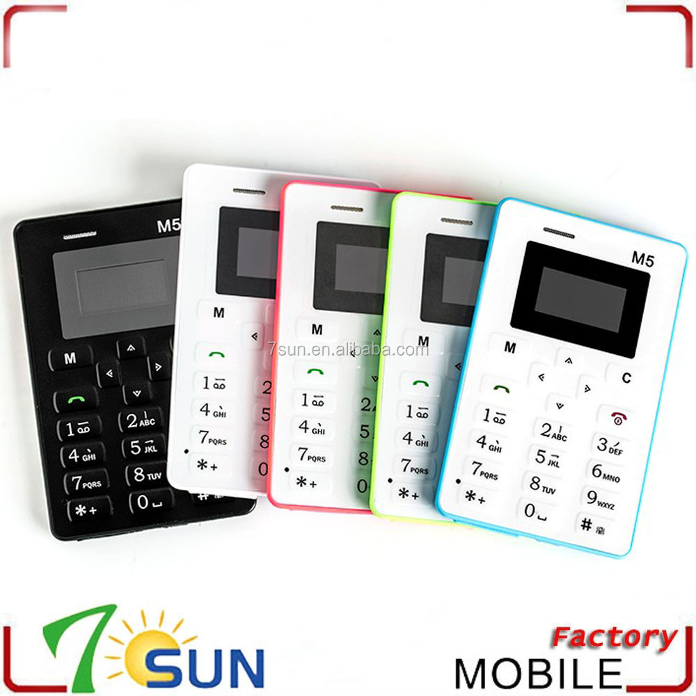 top selling products in alibaba m5 aeku m5 card phone