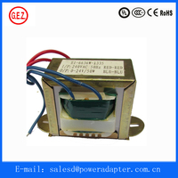 CE high quality ROHS round transformer 12v