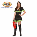 fire fighter costume lady style (13-059 ) as Halloween costume style with ARTPRO brand