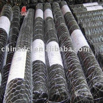 fishing cage netting
