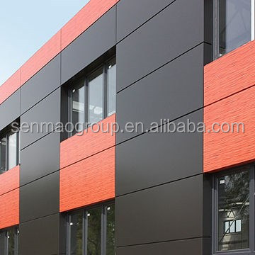 3mm interior building construction ACP cladding mateiral