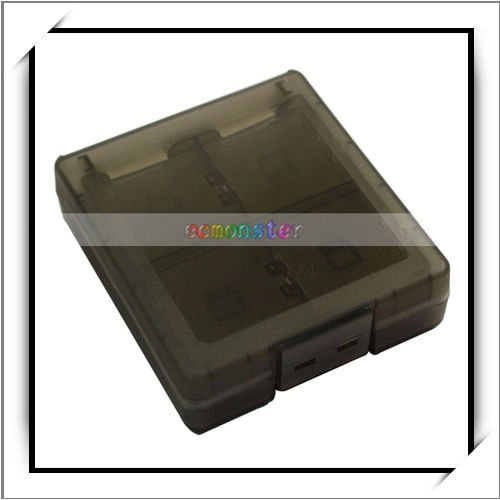 Game Card Case Box For Nintendo DS Lite NDSi DSL Black