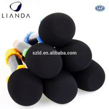 Foam Pad Ear Cover Foam Ball recycled polyurethame sponge used for theater Windscreen
