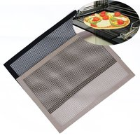 Reusable Non-Stick Mesh, Oven Tray Sheet, Grill Pan, Grilling, Cooking, Baking
