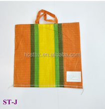 Factory cheap price full color printing bopp laminated pp woven bag