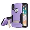 for iphone 10 cell phone case, hybrid pc tpu rugged impact cases for iphone x kickstand case back cover