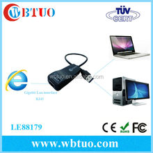 external latest network card USB 3.0 lan 1000M wired network card