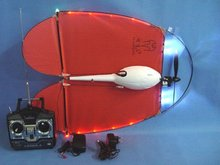 R/ C Kite Airplane