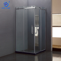 frameless 4 panel sliding door simple complete enclosed shower room for home(KT8112)