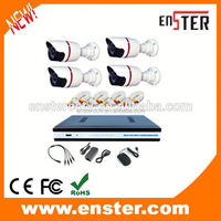 IR Camera CCTV Camera System HDMI H.264 CCTV DVR kit 4 CH Home Security Camera System 16 channel cctv dvr kits