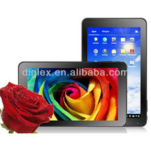 2013 Hot VIA8850 cortex A9 tablet pc android 4.0 mini laptop