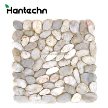 cobble stone on mesh decorative rocks garden cobbles pebbles