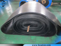 high quality no joint nylon rubber endless conveyor belt