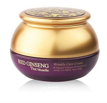 Korea Red Ginseng Cream /Moselle Face Cream