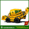 Self Loading Transit Mixer Concrete Transporter