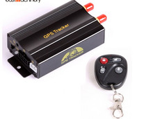 New GPS/SMS/GPRS obd2 gsm Tracker TK103B Vehicle Tracking System With Remote Control