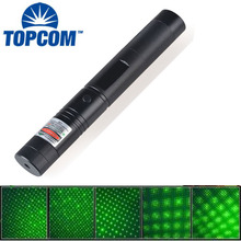 Heatproof High Power Green Blue Red Burning Laser Pointer LED Pen Light