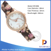 Discount Cute Exporter PU Leather Watch ,Low price dress watch